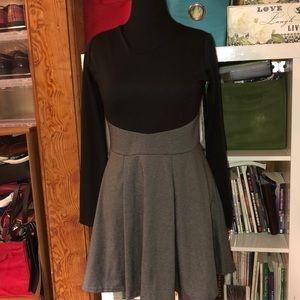 Fall/Winter Weight Skater Dress